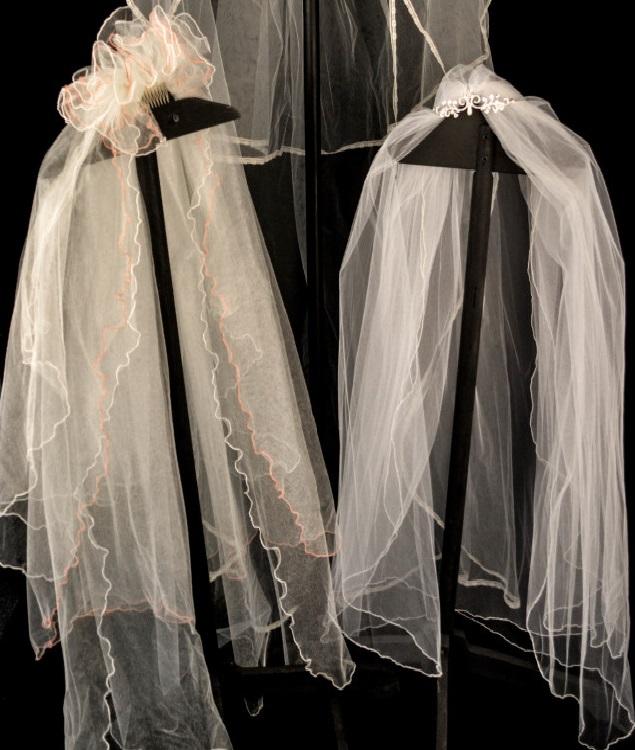 Custom Made Veils